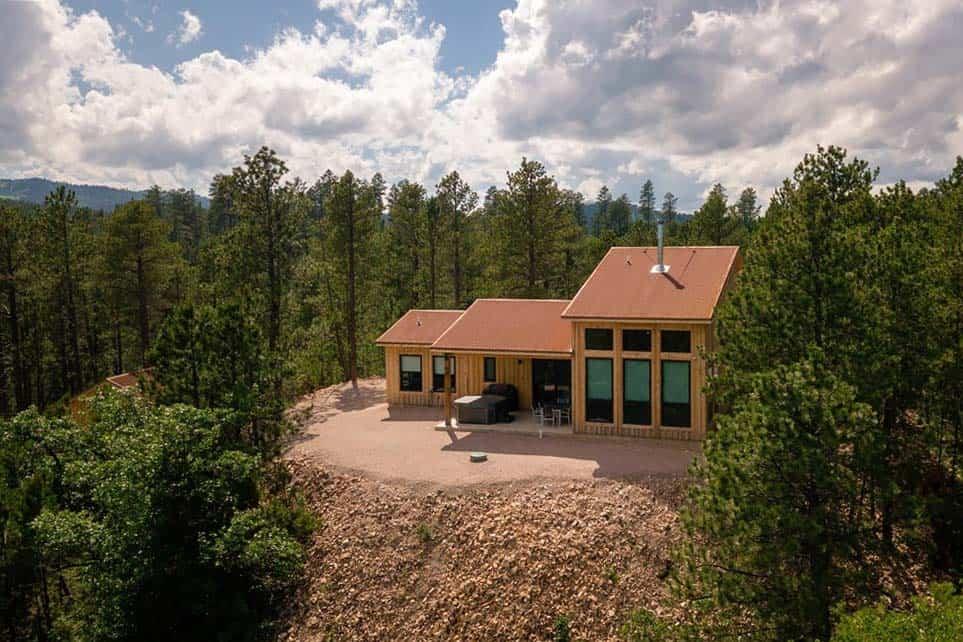 south dakota cabin rental airbnb