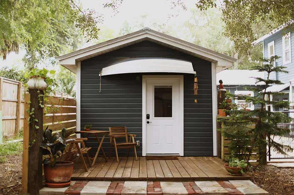 st augustine bungalow airbnb