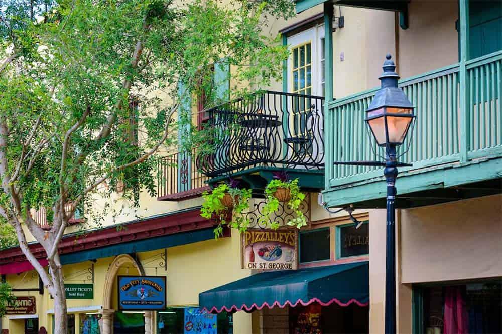 st george street airbnb st augustine