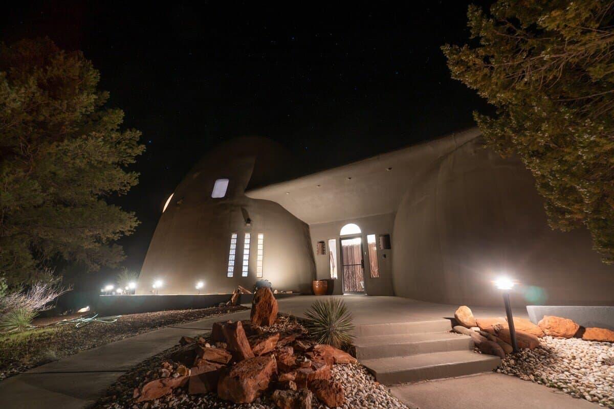 the sedona domes