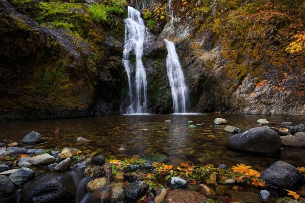 faery falls hikes