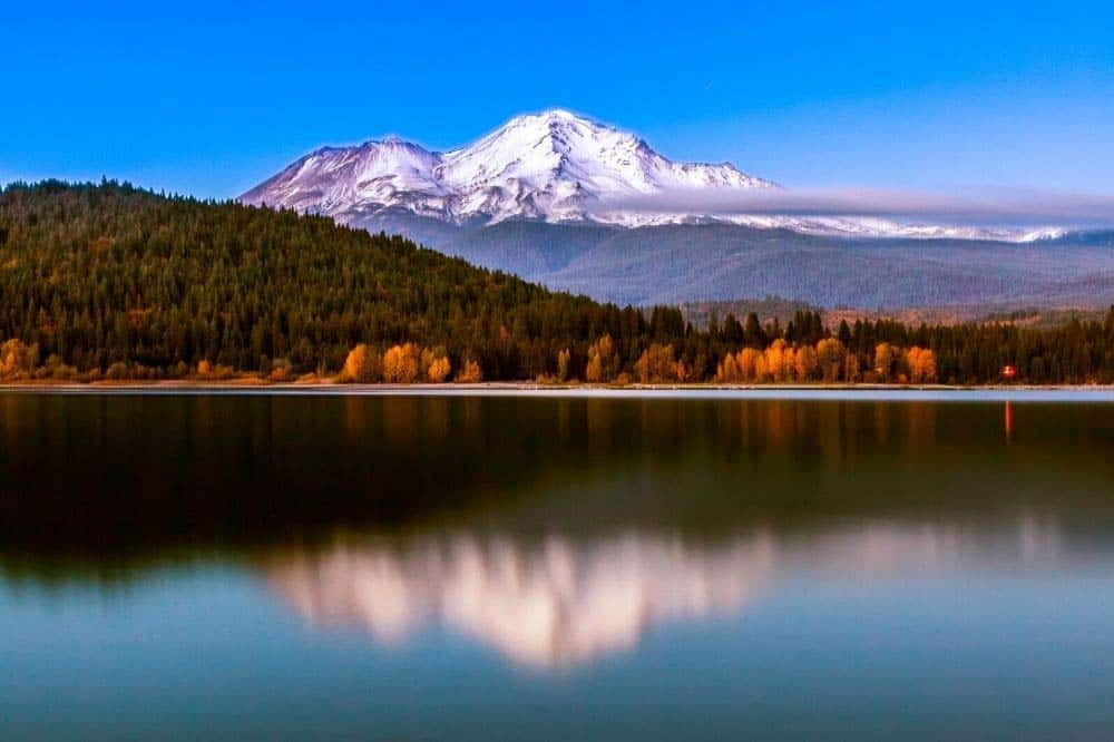 Lake Siskiyou Mount Shasta