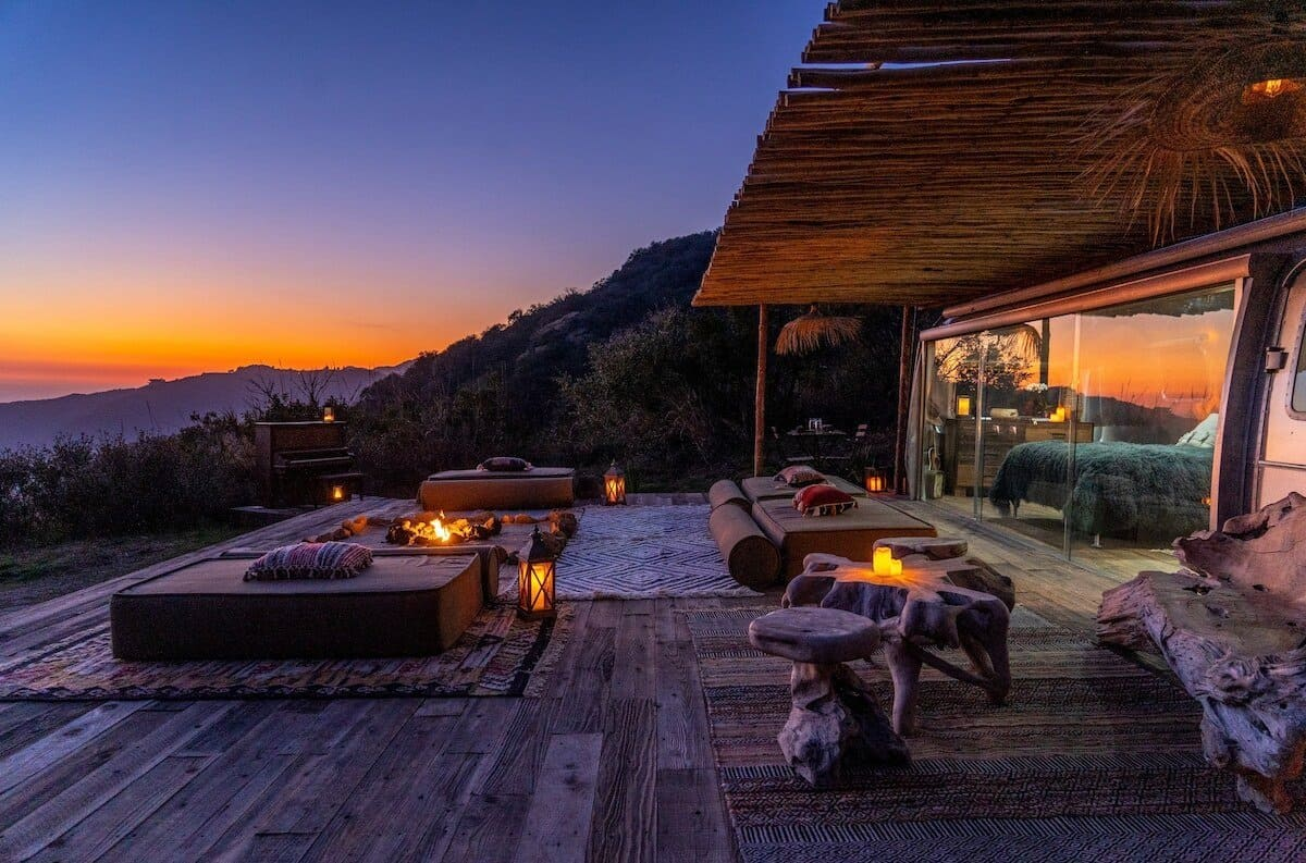 Malibu Airstream Eco Retreat