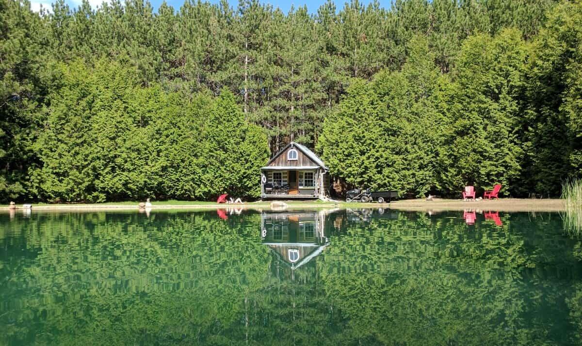 Orangeville cabin rental