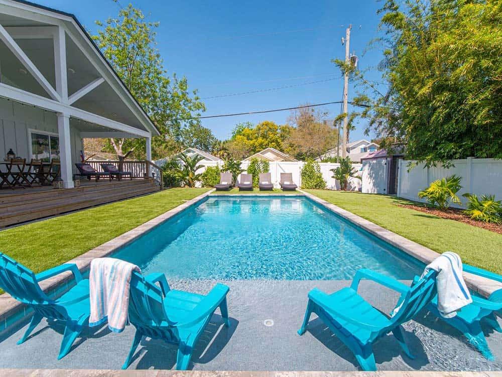 airbnb jacksonville pool
