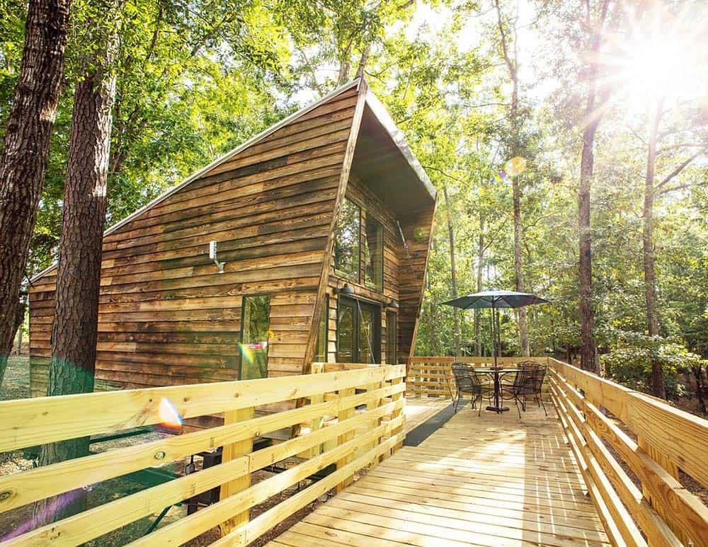 alabama treehouse airbnb