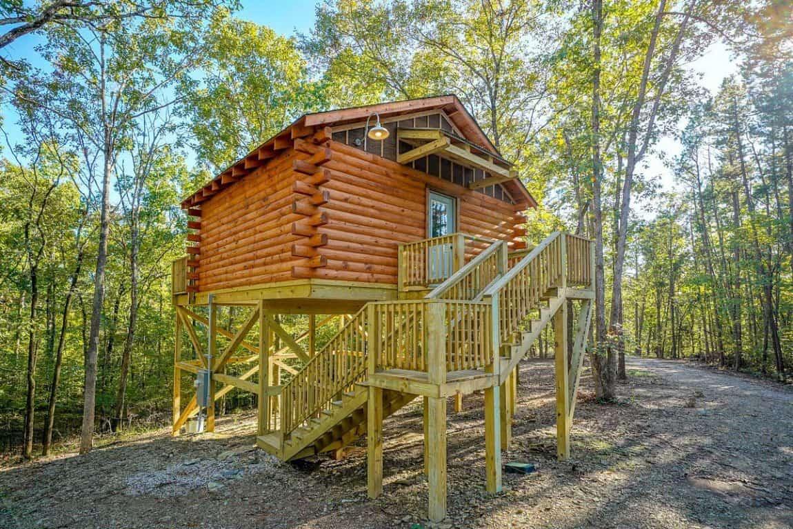 best airbnbs arkansas