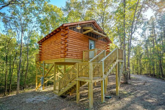 best airbnbs arkansas
