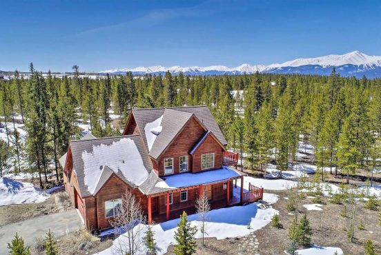 best airbnbs leadville colorado