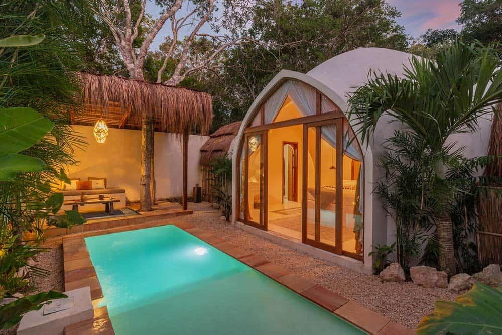 best airbnbs tulum mexico