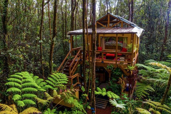 best glamping hawaii