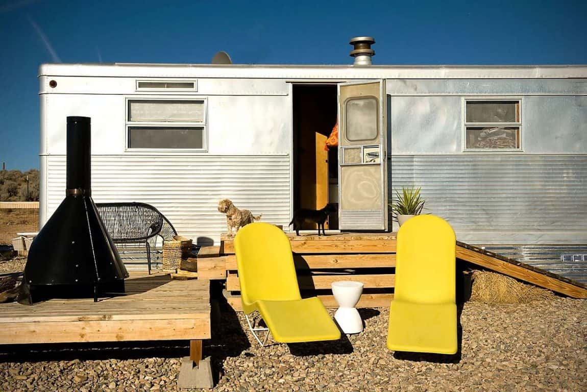 best glamping new mexico