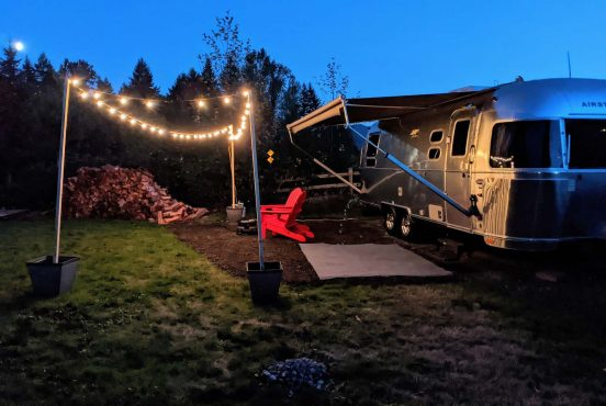 best glamping washington