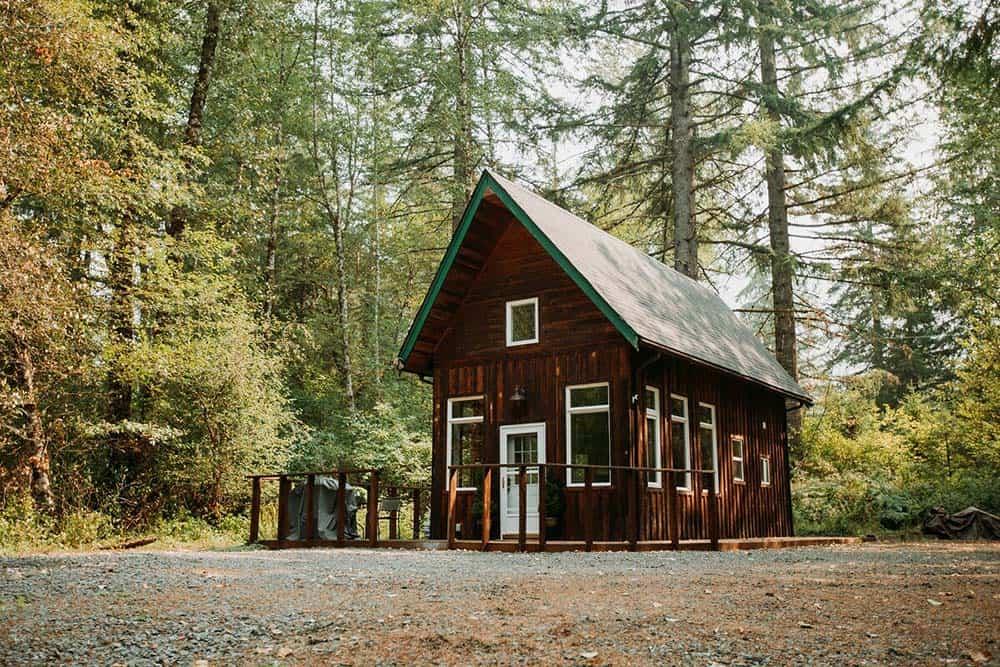 cabin rental mount rainier