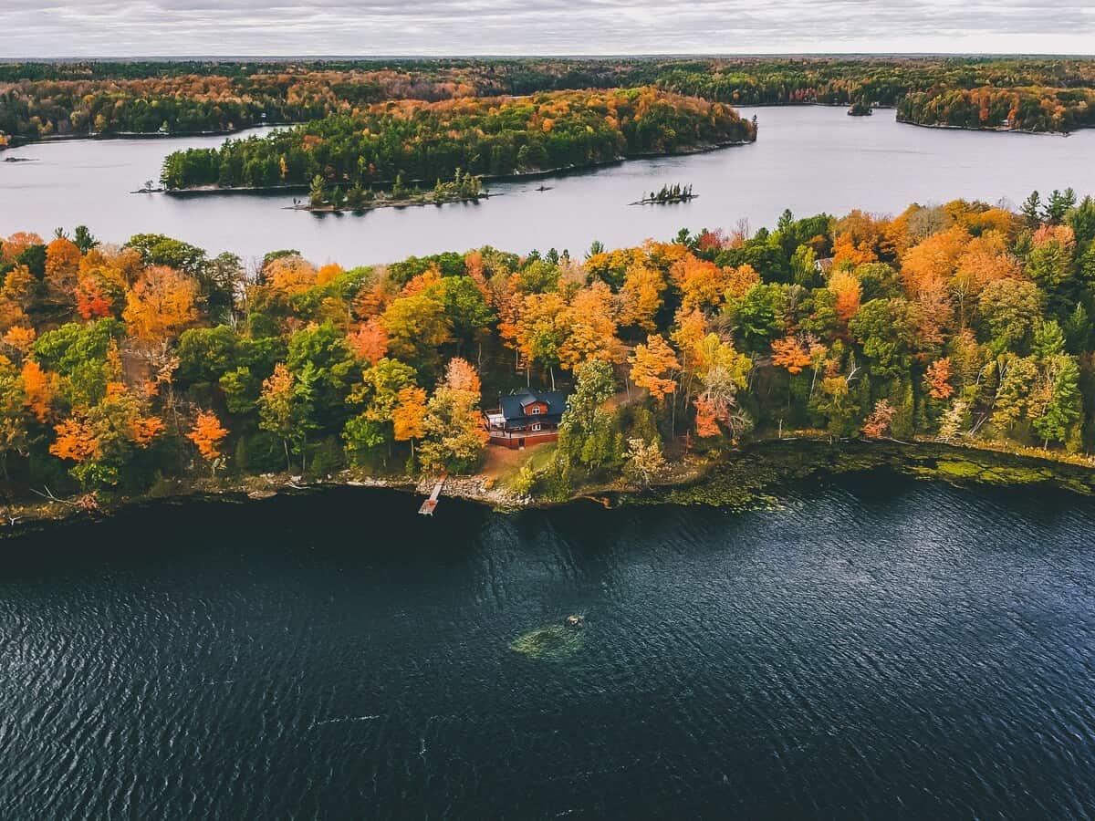 20 Amazingly Secluded Cabin Rentals in Ontario, Canada