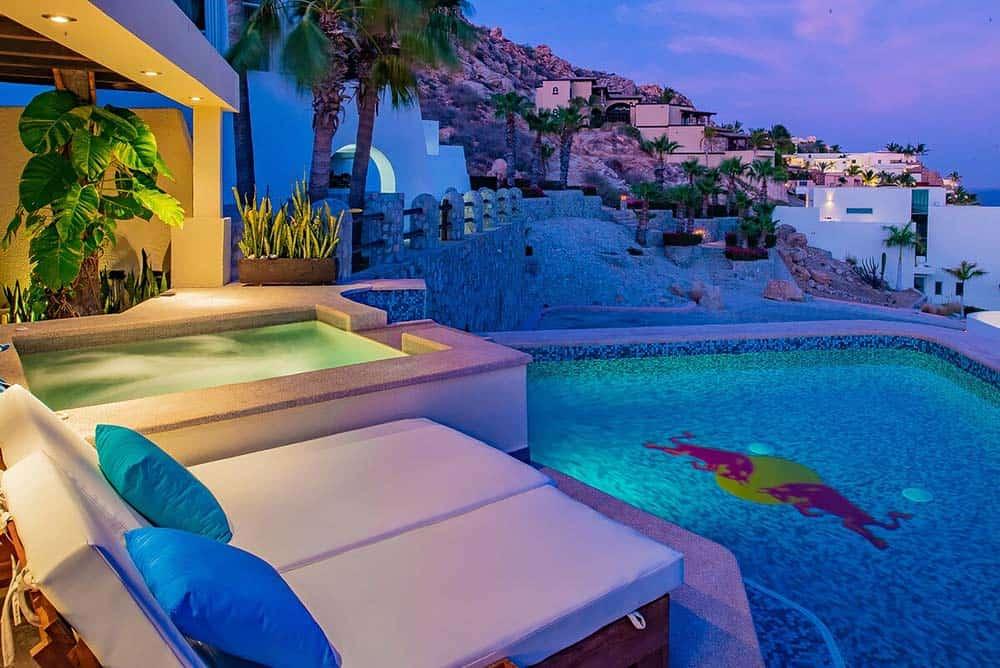 cabo san lucas airbnb pool