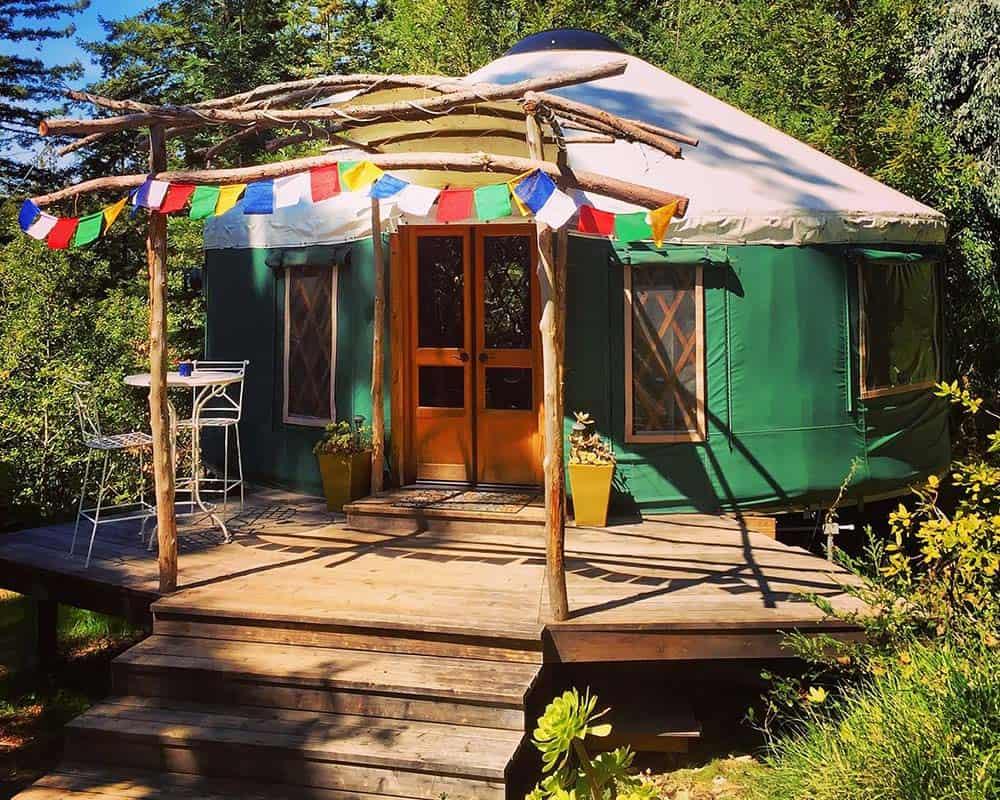 9 Stunning Yurt Rentals In California Territory Supply Official instagram of joshua tree national park. 9 stunning yurt rentals in california