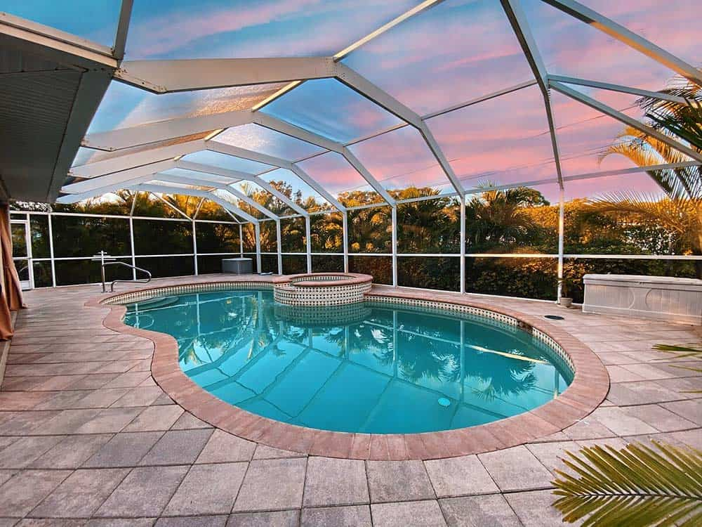 fort myers airbnb pool