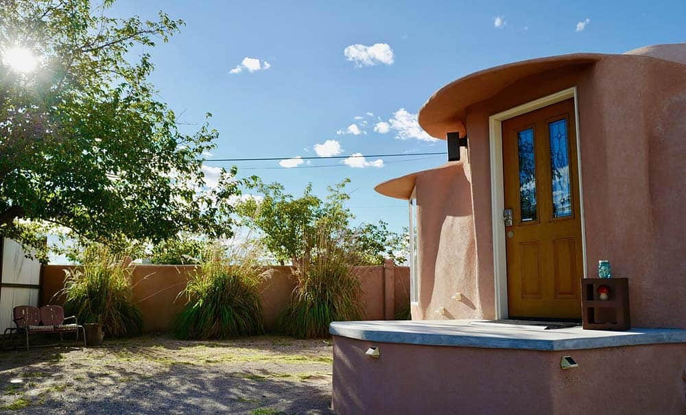 glamping dome new mexico
