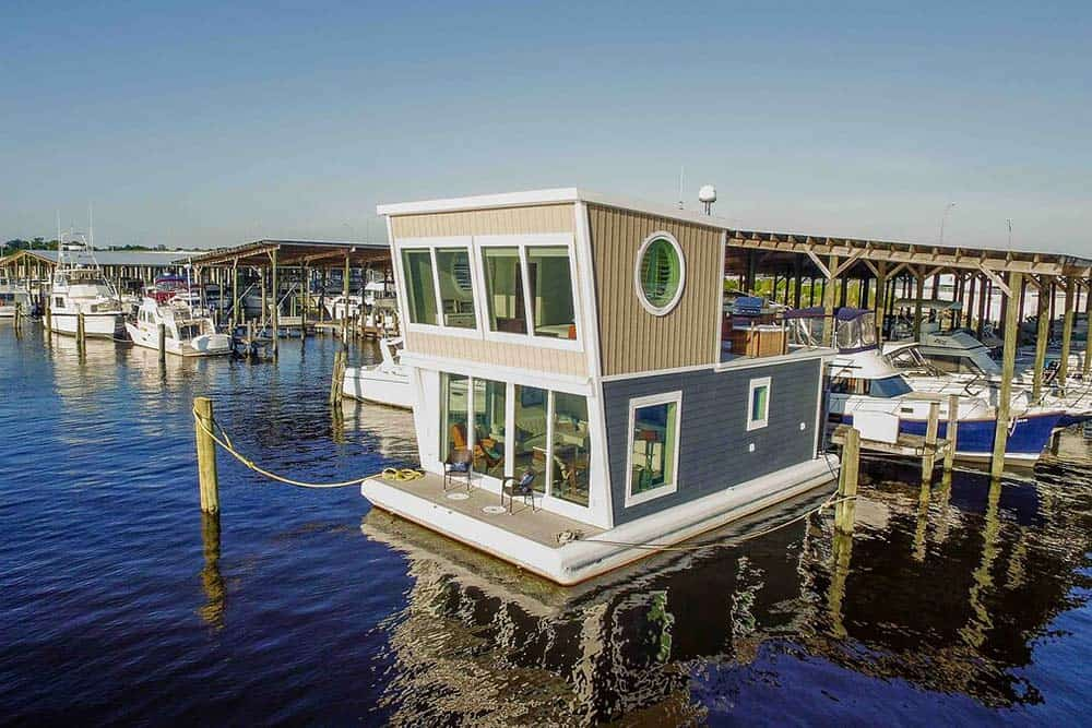 houseboat airbnb jacksonville