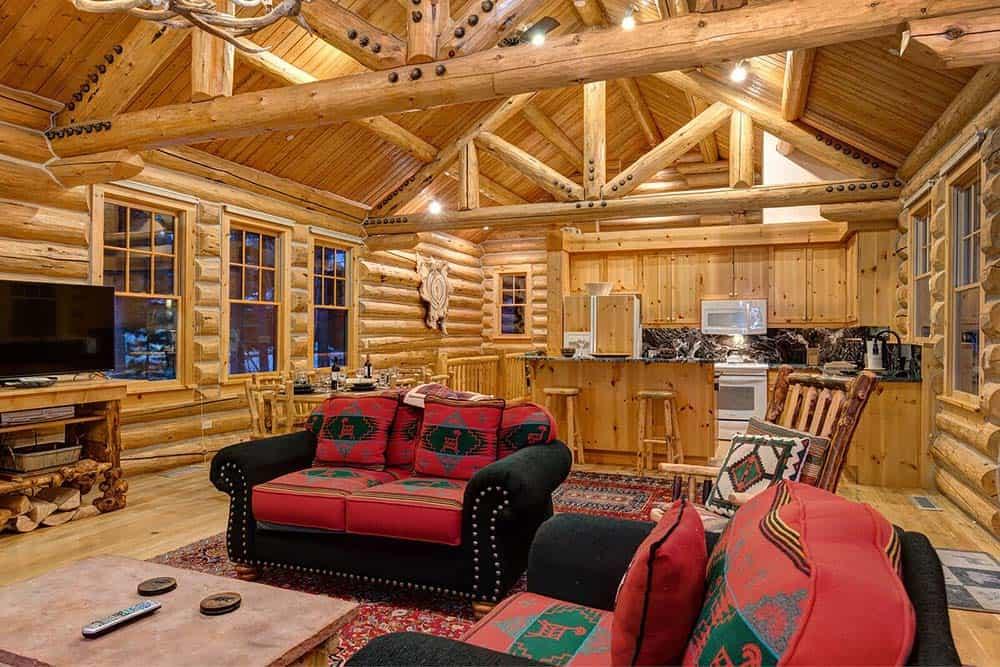jackson wyoming cabin rental