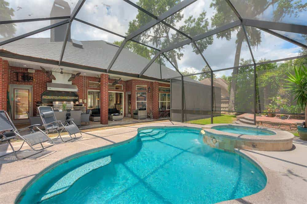 jacksonville airbnb pool