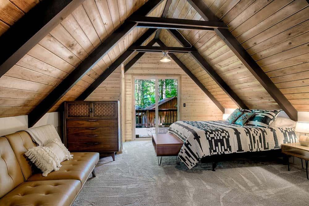 knotty cedars cabin rainier