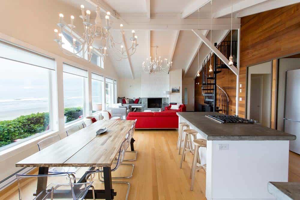 loft airbnb oregon coast