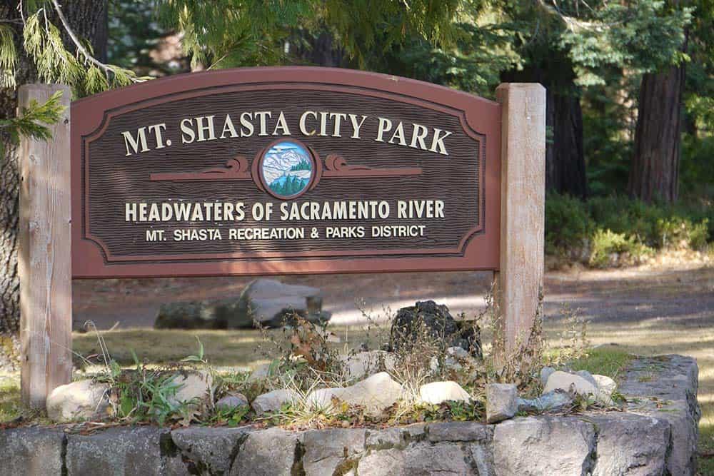 mount shasta city park trail