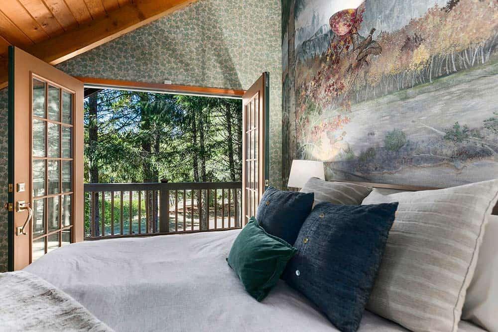 mt rainier cabin rental