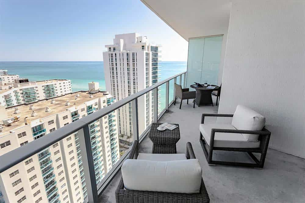 oceanfront highrise airbnb ft lauderdale