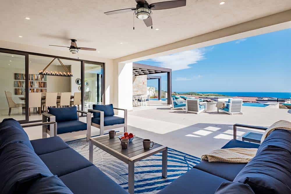 oceanview airbnb cabo