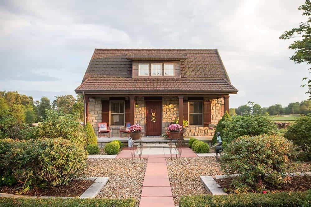 ozarks cottage airbnb