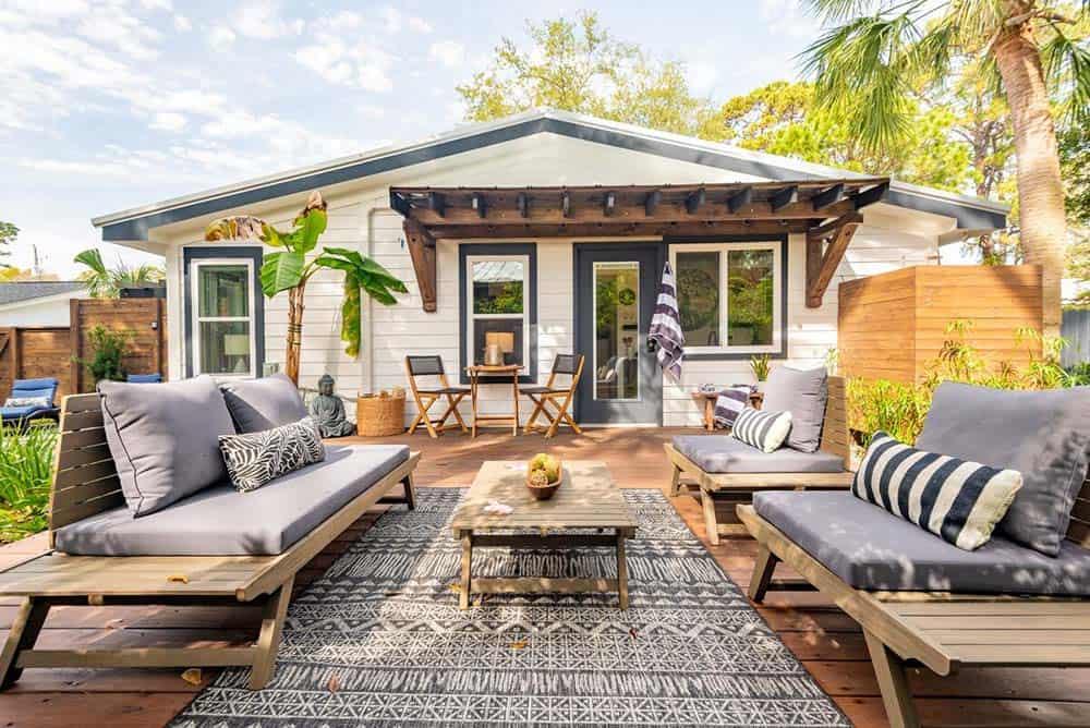 patio airbnb charleston sc