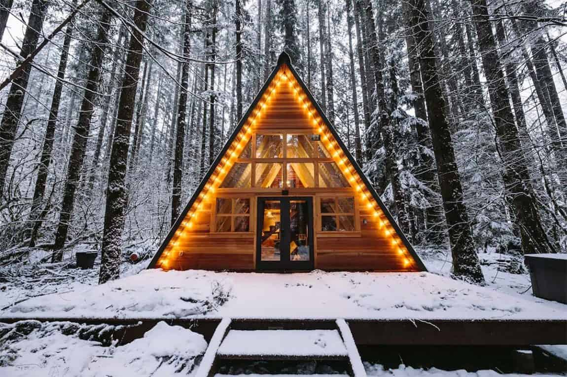 pet friendly cabin rentals washington