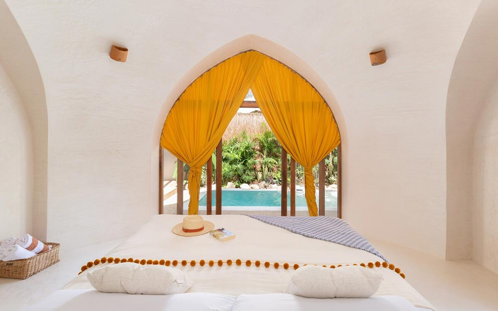 sanah villa airbnb tulum