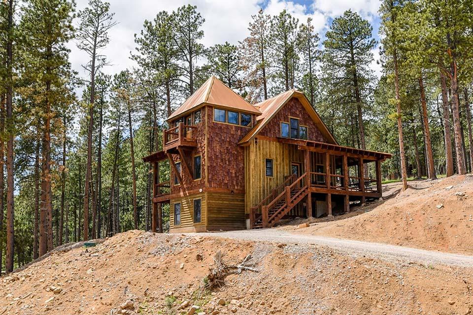 south dakota airbnb cabin