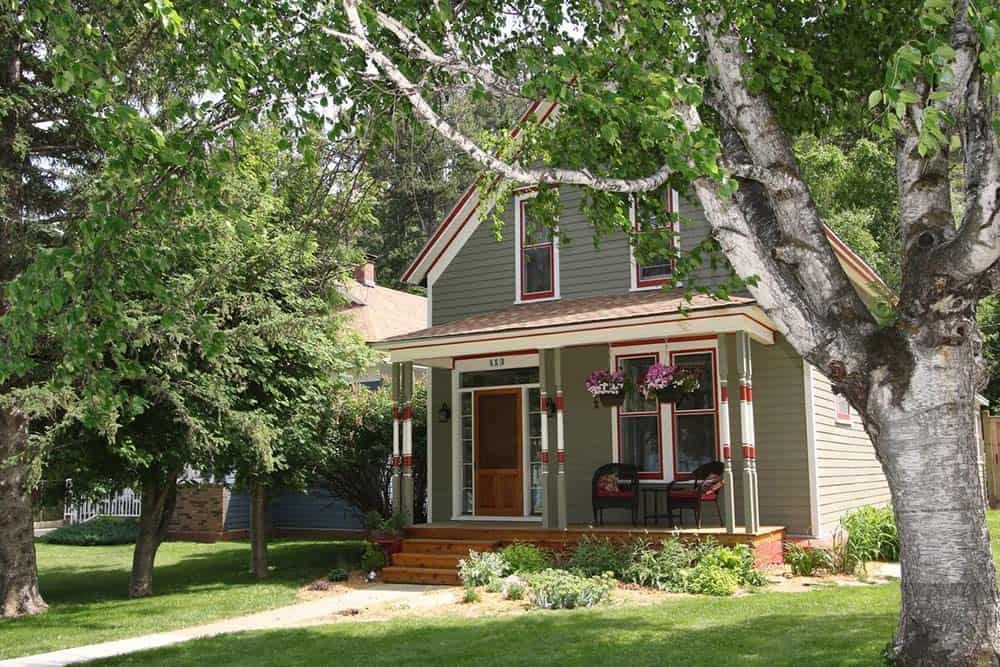 south dakota cottage airbnb