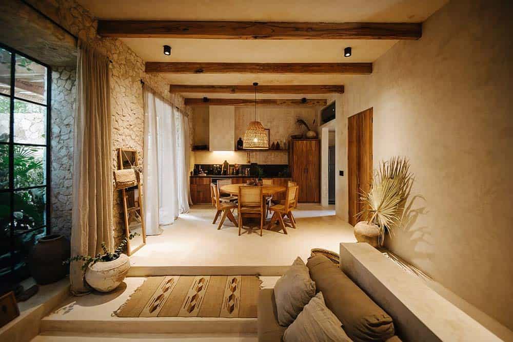 spa designed tulum airbnb