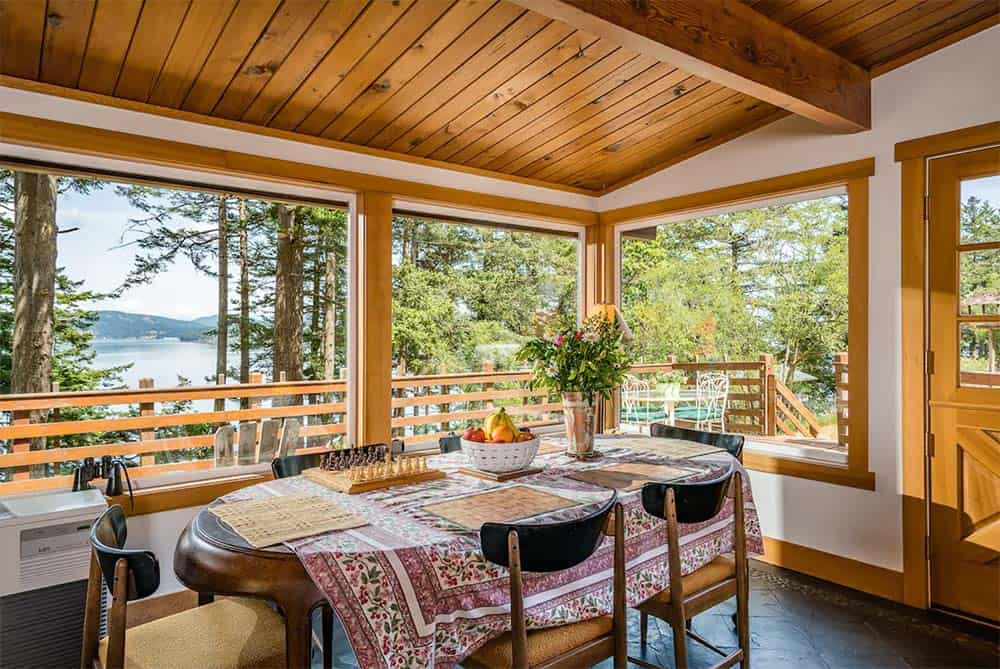 washington pet friendly cabin rental