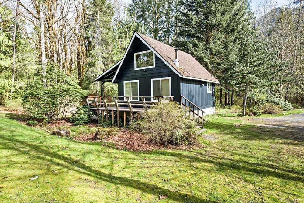 washington state pet friendly cabins