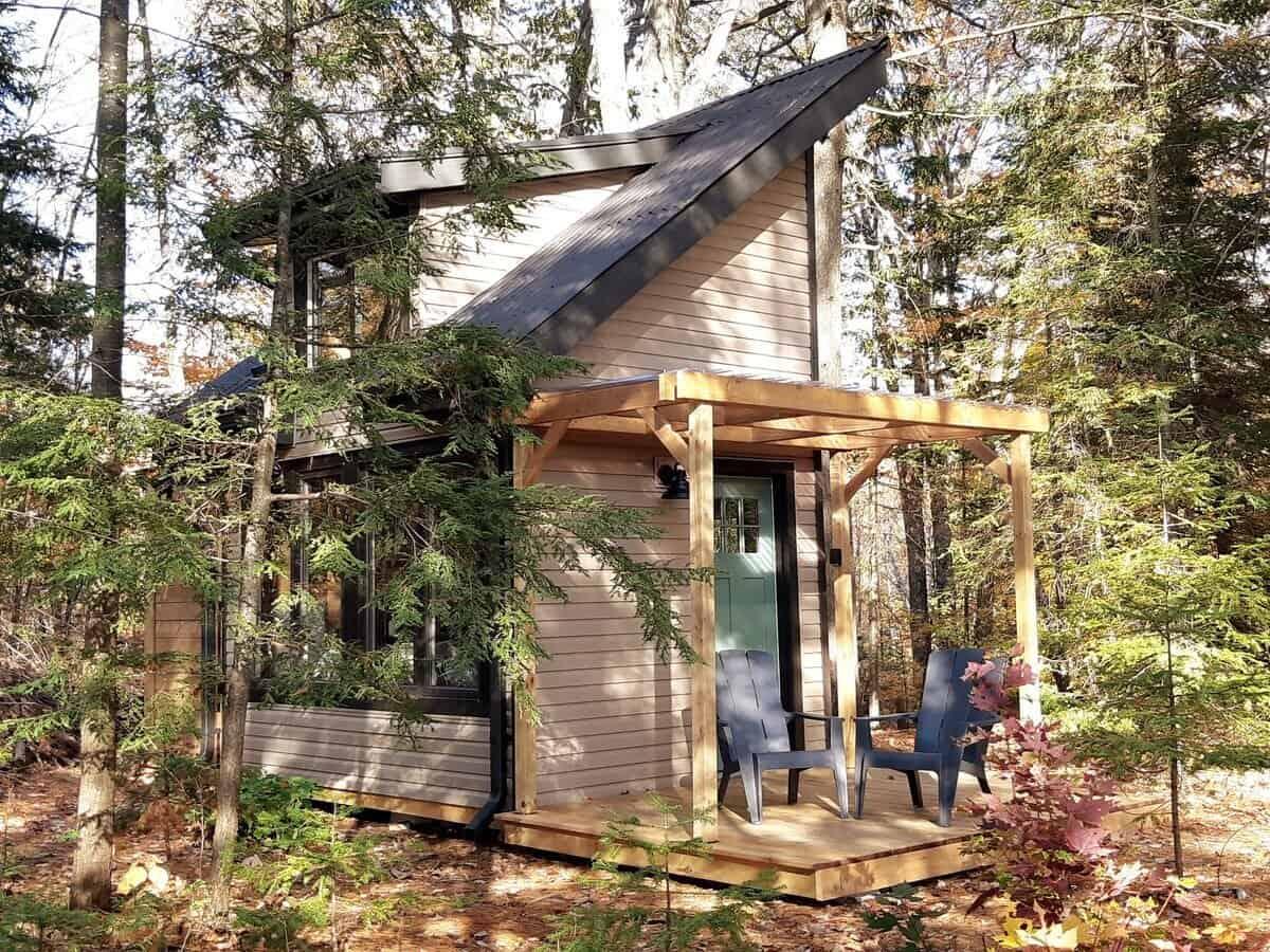 westcliff cabin rental ontario