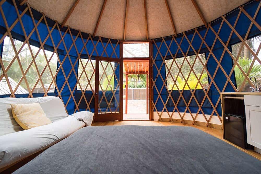 yurt glamping hawaii