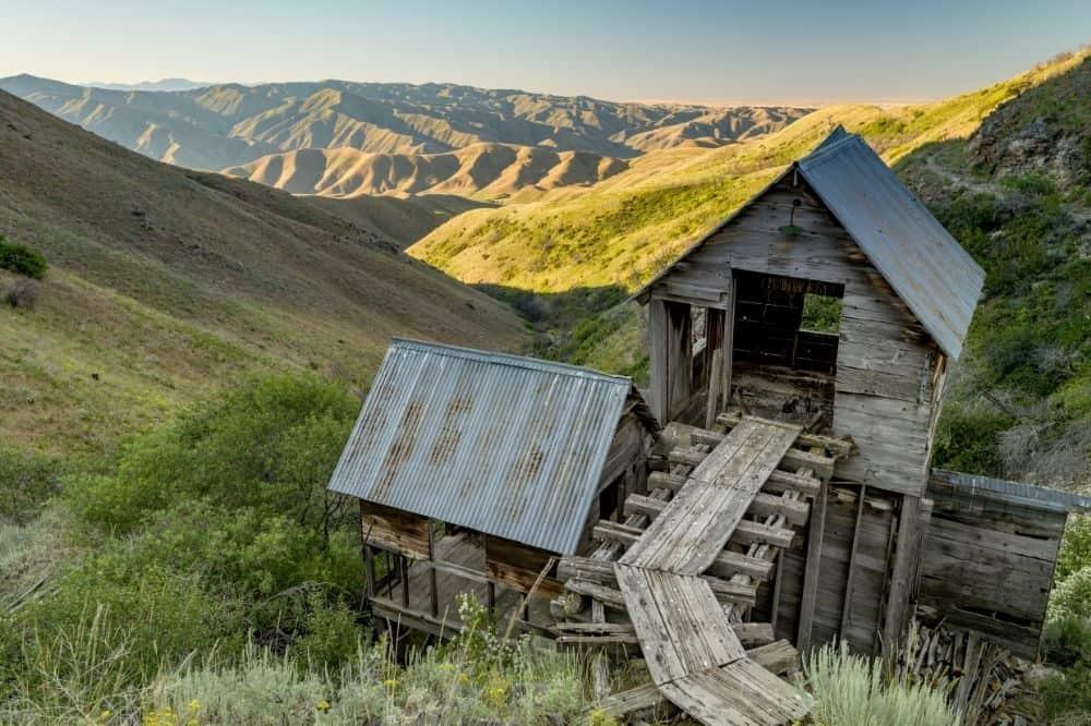 Adelmann Mine Boise Idaho