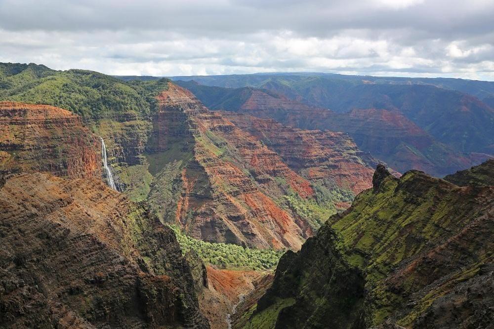 black pipe canyon kauai