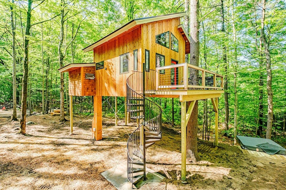 glamping in new england