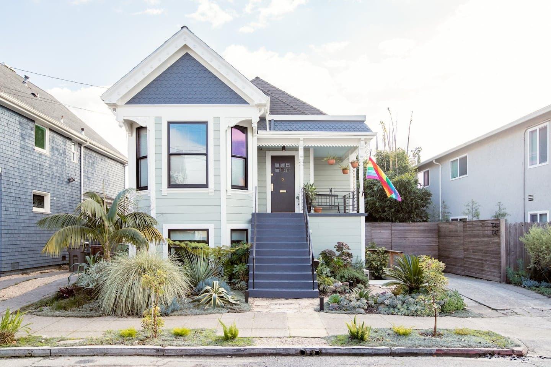 Cozy Contemporary North Oakland