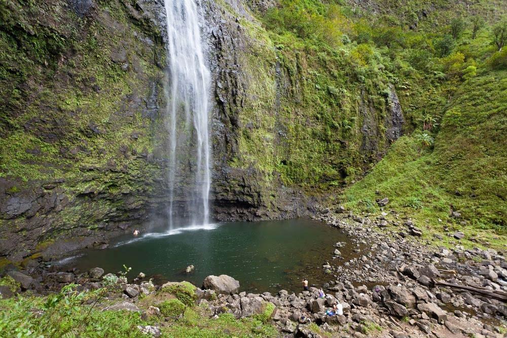 Hanakapi'ai Falls Kauai Hike