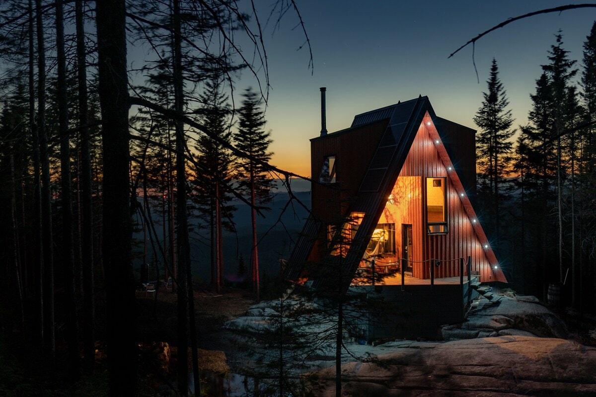 La cAbin quebec airbnb