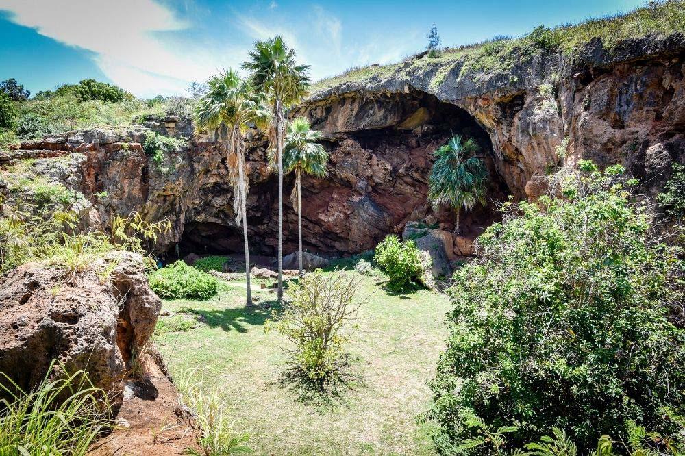 Makauwahi Cave Kauai